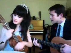 Boy meets girl. Guitar meets Ukulele. Zooey Deschanel & Joseph Gordon-Levitt are magic together.