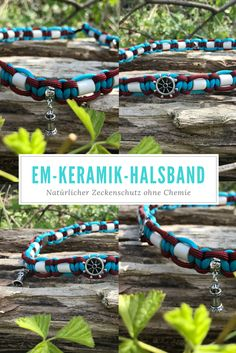 EM-Keramik Halsband gegen Zecken