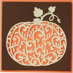 Silhouette Design Store - Search Designs : fall pumpkin scene