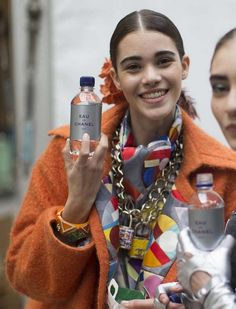 Chanel's Fall/Winter 2014 Supermarket Fashion Show