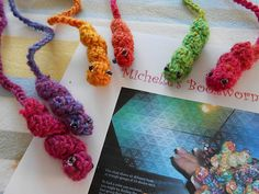 Ravelry: Michelle's Bookworm Recipe pattern by Michelle B.