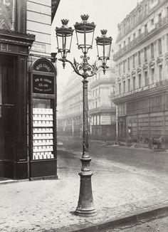 Charles Marville, Place de l'Opéra, 1878 - Paris - Wikipedia