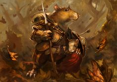 Children of Rune by Tenebraestudios.deviantart.com on @deviantART (Looks like Redwall)