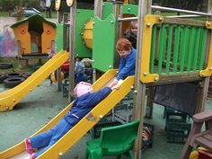 Climbing UP the slide, even though youre not supposed to. | 28 Things That Will Make You Seriously MissRecess