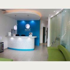 Koosi Dental Studio - Front desk & waiting room