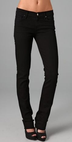 Citizens of Humanity Elson Mid Rise Straight Leg Jeans - StyleSays