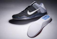 online store 7917a dff34 Nike Kobe 11 Black White Hypebeast, Kobe 11, Footwear, Sneakers, Nike,