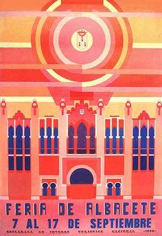 Cartel Feria Albacete 1990