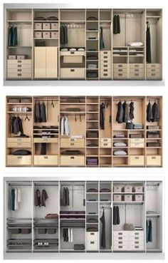 30 Ideas Master Walk In Closet Layout Decor