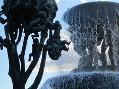 (our places) Gustav Vigeland Sculpture Park Oslo