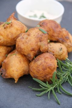A little spicy, these Jalapeno Bacon Fritters perfect appetizers for parties, football games, or just because you want to.