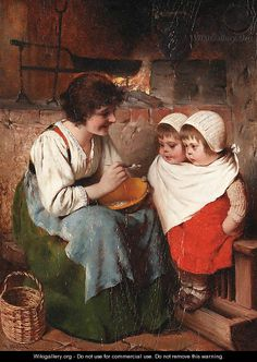 Hermann Von Kaulbach (1846 – 1909) – Pintor Alemão_5