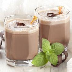 Boisson Hyperprotéinée Cacao Noisette Stévia ✰ Bevanda Cacao Nocciola Stevia ✰ Bebida Chocolate Nueces stevia MinciDélice