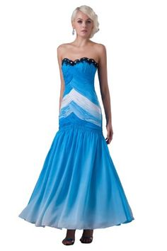 herafa p32468-18 Prom Dresses Gorgeous Sweetheart Sleeveless Ruched Delicate Beading Maxi Mermaid Blue herafa http://www.amazon.co.uk/dp/B00H35ARS0/ref=cm_sw_r_pi_dp_LJIlvb1E2KGAC