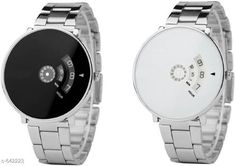 Checkout this latest Watches Product Name: *Stylish Men's & Women Watch Combo* Size: Free Size Country of Origin: India Easy Returns Available In Case Of Any Issue   Catalog Rating: ★4.1 (2051)  Catalog Name: Elite Men'S & Women'S Watches Combo 1 CatalogID_72344 C72-SC1087 Code: 292-642223-066