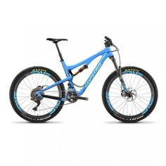 Santa Cruz 5010 2.0 Carbon CC XTR ENVE Complete Mountain Bike - 2016
