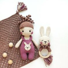 This template is available in English. Crochet Pattern Little doll Lora the PDF file contains: a textual instruction of crochet and accompanying photos main steps of work. Doll, rodent and plaid pattern. Difficulty level-easy. MATERIALS AND TOOLS: yarn «YARN-ART JEANS» cocoa - 60g; yarn «YARN-ART