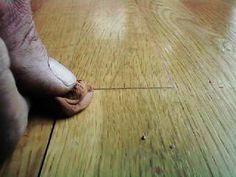 Wood Floor Filler Types