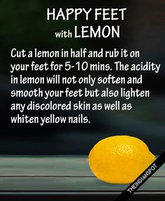 Lemon for menstrual cramps, headache and sore throats. Let us today discuss on simple home remedy in curing them. Lemon Home remedies are as follow. Read More >> Lemon for flat belly: Start your day with lemon water, lemon works a s a cleansing agent and detoxifies the liver which in turn prevents the fat from
