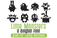Little Monsters contains of 26 cute and whimsical monster images. This unique dingbats font will add a whimsical charm to. Monogram Fonts, Monogram Letters, Pencil Illustration, Graphic Illustration, Illustrations, Monster Font, Floral Font, Dingbat Fonts, Ugly Dolls
