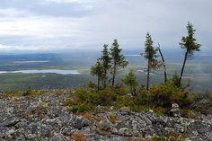 Levitunturi - Lapland, Finland by s.niemelainen, via Flickr