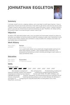Resume For Masons Mason Resume Resumes Pinterest
