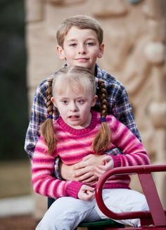 What siblings without Down syndrome are thinking.