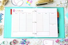 50 free printables Free printable calendar pages, binders, planner pages, goal setting sheets, and more can help you organize your life and increase productivity! Printable Calendar Pages, Printable Planner, Free Printables, Goal Setting Sheet, Student Binders, Home Binder, Binder Organization, Organisation Ideas, Organizing Tips