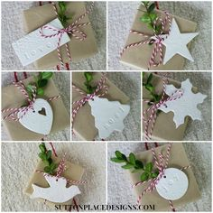 Dekoration Weihnachten – Handmade Clay Tag Christmas Ornaments from suttonplacedesign… Handmade Clay Tag Christmas Ornaments from suttonplacedesign… Source by starkpure Christmas Clay, Diy Christmas Ornaments, Christmas Wrapping, Homemade Christmas, Diy Christmas Gifts, Christmas Projects, Holiday Crafts, Opening An Etsy Shop, Navidad Diy