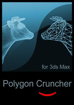 Polygon Cruncher for 3ds Max