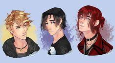 Art Et Illustration, Illustrations, Fanart, Mystic Messenger, My Candy Love, Old Anime, Love Games, Games For Girls, My Character