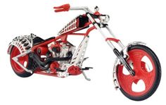 American Chopper OCC | Chopper - Orange County Choppers 1:18 - Buy American Chopper - Orange ...