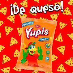 El auténtico sabor del queso, lo encuentras en las ruedas #YupiQueso. Son exquisitas. ¡Atrévete a probarlas!   #LaFormaDivertidaDeAlimentarte #SimplementeDeliciosos #Yupis #snacks #rico #comida #food #foodporn #Recipe #Picar #Yum #Healthy #Yummi #Lonchera #delicious #Yupi