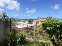 LES PALMIERS Bel appartement T2 vue mer. (Réf:5334 Appartement SaintMartin Marigot)
