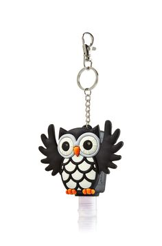 Spook Owl Light-Up PocketBac Holder - Bath & Body Works   - Bath & Body Works
