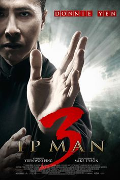 Ip Man 3 (2016) - When a band of brutal gangsters led by a crooked property developer make a play to take over a local school, Master Ip is forced to take a stand.