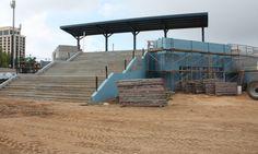 #MGMPark north entrance progress as of 4/10/15