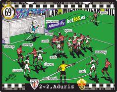 Athletic Club , 2 - Elche CF , 2 - Aritz Aduriz