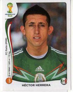 Hector herrera mexico brasil 2014   MEXICO.