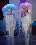 DIY Jellyfish Costumes - 2012 Halloween Costume Contest