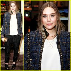 Elizabeth Olsen Inspiration
