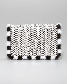 Daisy Clutch, Small by Fendi at Neiman Marcus.