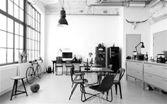 Thinking of giving your office a more updated look? Below are some of the best and most creative office transformations we've seen ...