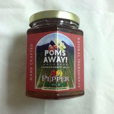 Poms Away! - Mild Pepper Jelly