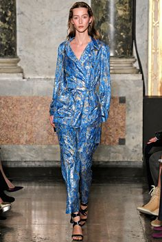 Emilio Pucci Fall 2012 Ready-to-Wear Collection Photos - Vogue