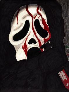 Ghostface by Inuranchan