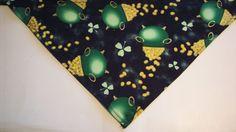 Dog Bandana Tie On/Slide On St. Patrick's Day Custom Made by Linda XS S M L #CustommadebyLinda