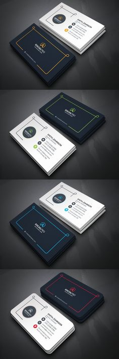 Business Card. Creative Business Card Templates