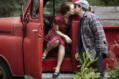 Pictures of Movie-Inspired Engagement Shoots | POPSUGAR Love & Sex