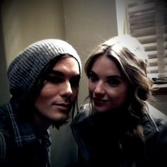 Hanna and Caleb